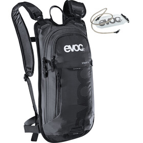 EVOC Stage - Sac à dos - 3 L + Hydration Bladder 2 L noir